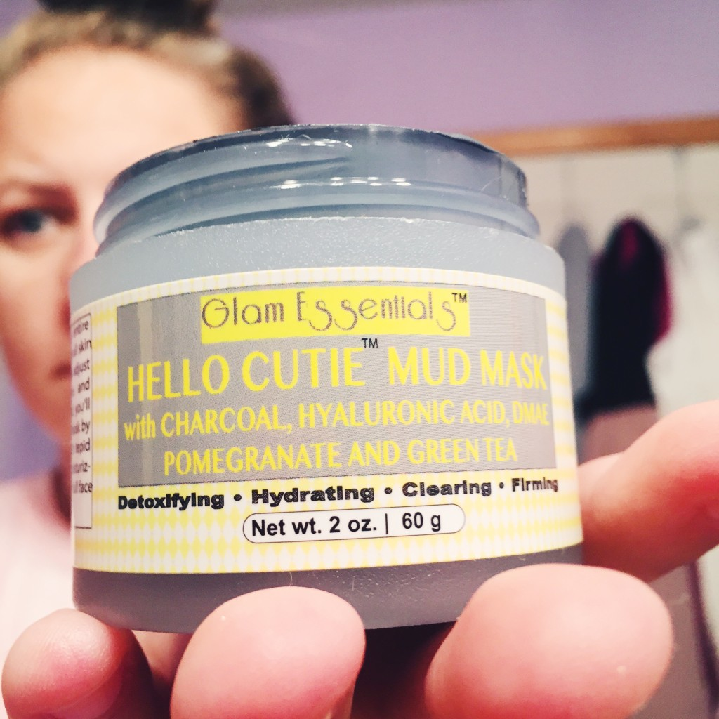 hello cutie mud mask review // stephanieorefice.net