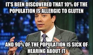 gluten intolerance // stephanieorefice.net