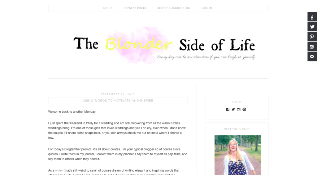 kelsey @ the blonder side // stephanieorefice.net