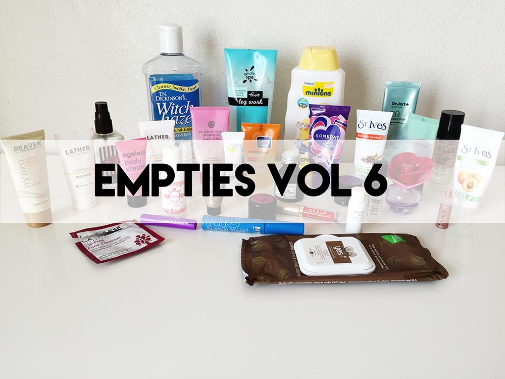 empties v. 6 // stephanieorefice.net