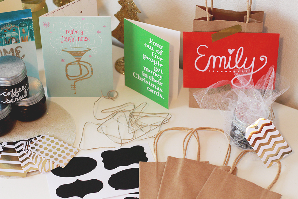 personalizing your DIY gifts // stephanieorefice.net