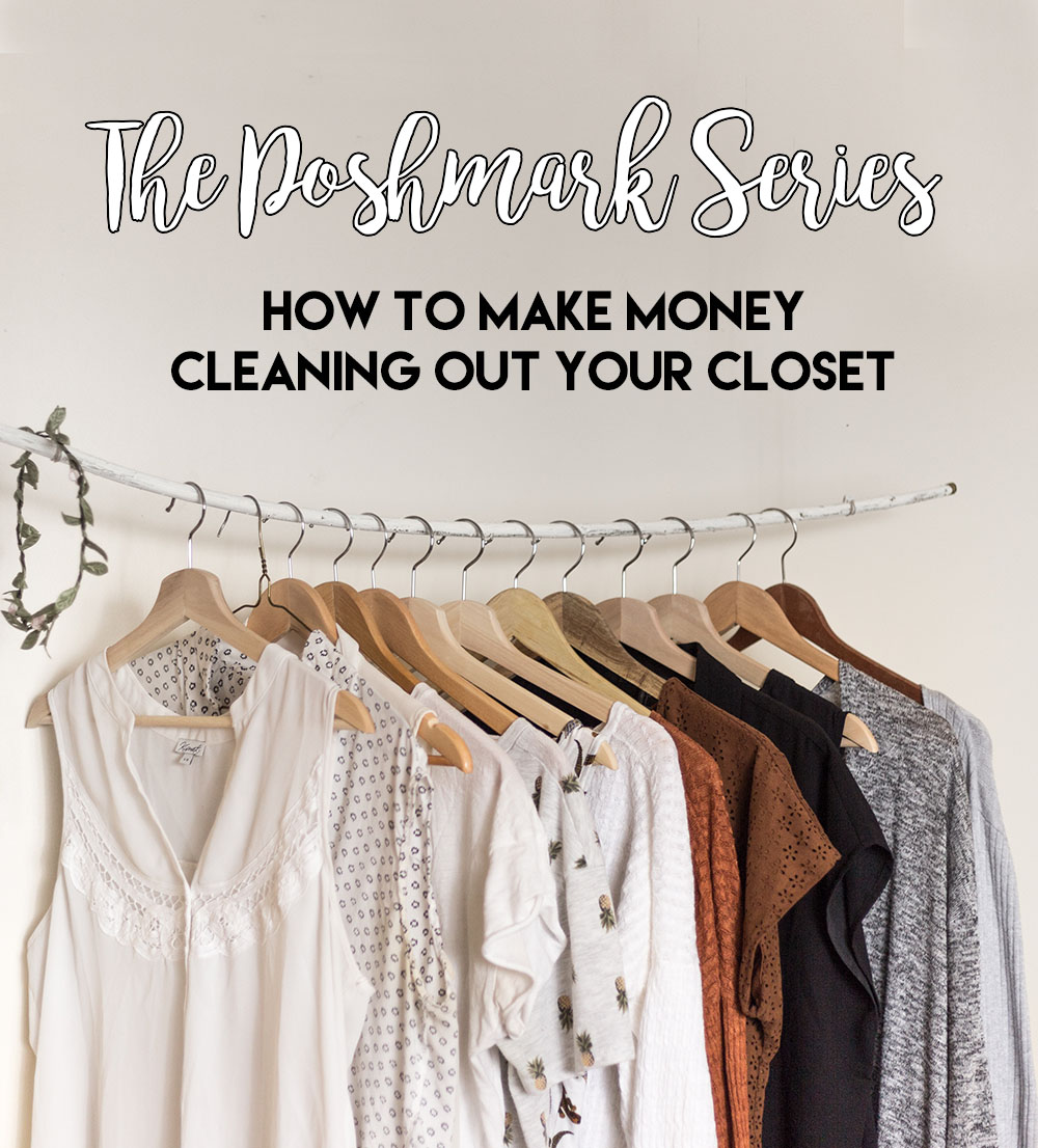 How to start selling clothes on Poshmark // stephanieorefice.net
